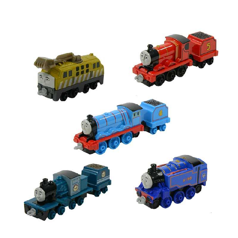 托马斯和朋友之中型合金小火车BHX25(款式及颜色随机)