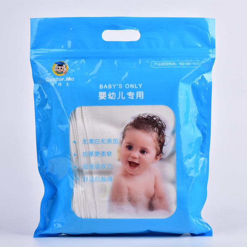 马博士(L)--婴幼儿水洗纱布尿布