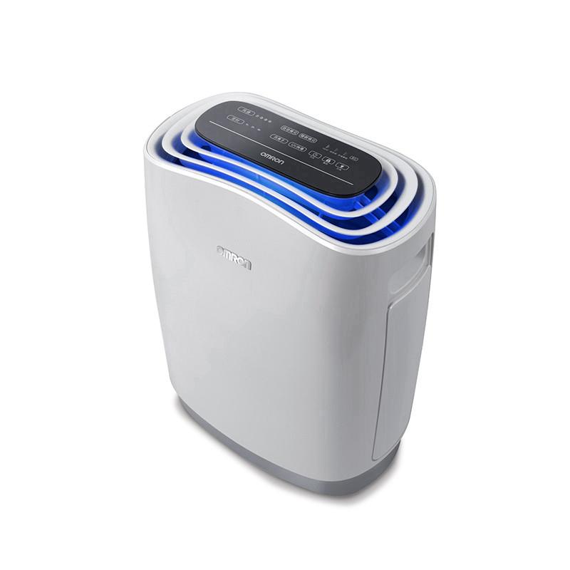 欧姆龙OMRON 空气净化器 HAC-8200    强效除菌  去除甲醛PM2.5  2016年全新上市,符合新国标标准,尊享三年质保