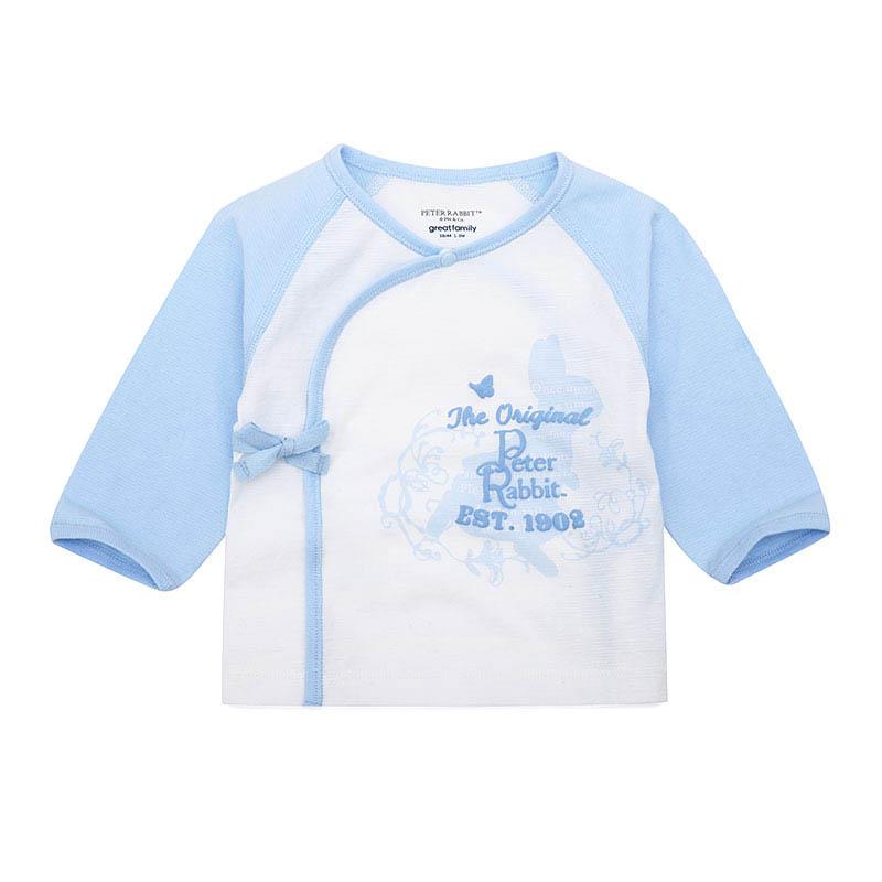 歌瑞家比得兔系列A类男宝宝条纹比得兔和短袍