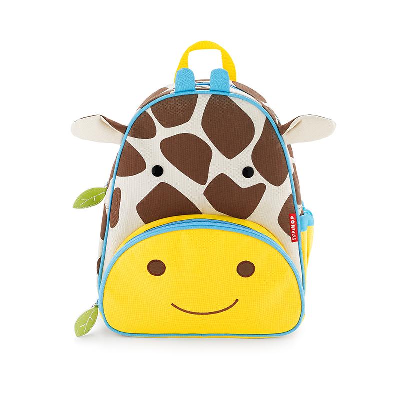 【乐海淘】美国SKIPHOP可爱动物园小童背包-长颈鹿香港直邮