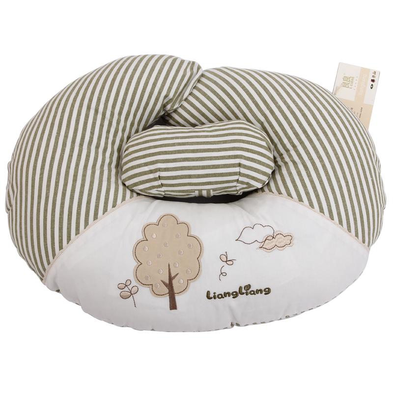 良良孕妇护腰哺乳枕(竹碳U形款)