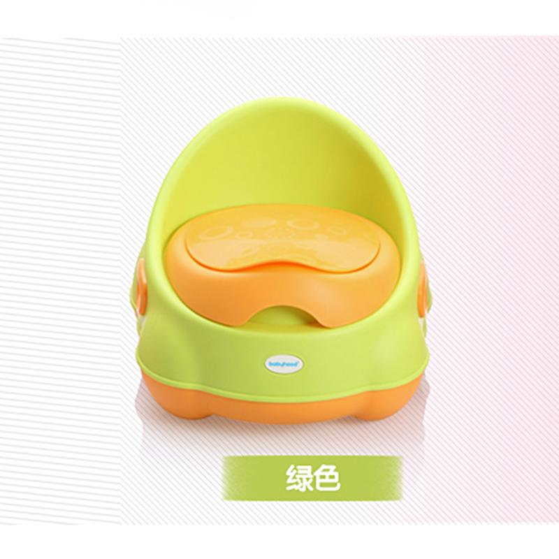 babyhood探索者坐便器绿色