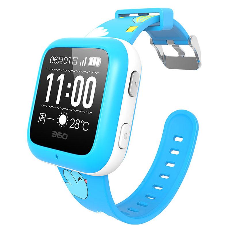 360儿童卫士-智能手表通话版(王子蓝)