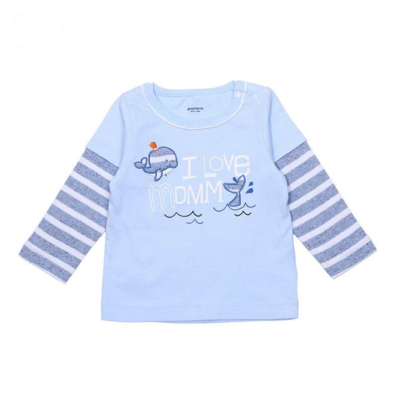 歌瑞家A类男宝宝长袖2色可选