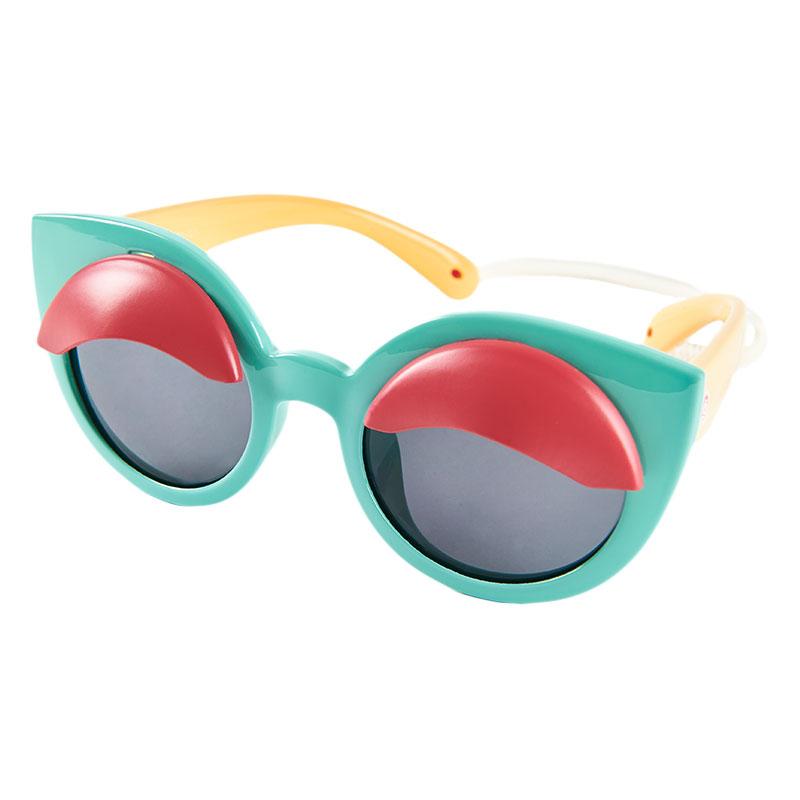 安比小睫毛儿童太阳眼镜