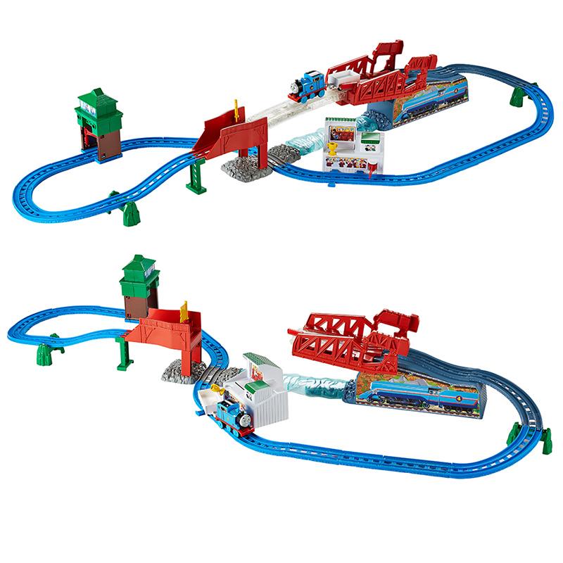 托马斯电动系列之竞速飞跃轨道套装