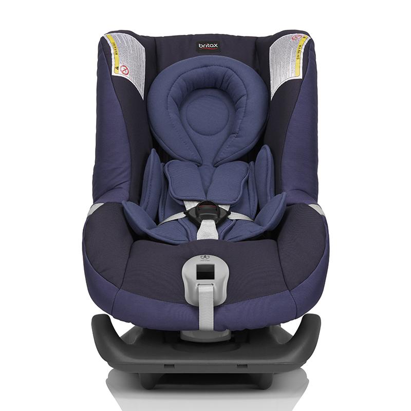 宝得适―头等舱白金版儿童安全座椅 皇室蓝 0-18kg