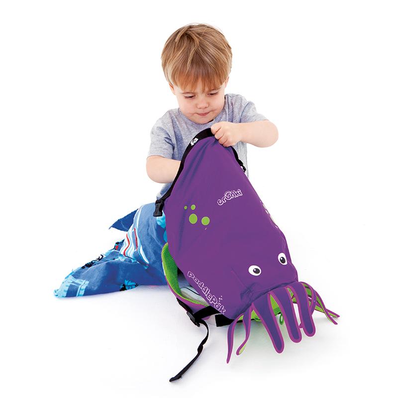 【乐海淘】英国Trunki防水背包-细码(2-6岁)-八爪鱼香港直邮
