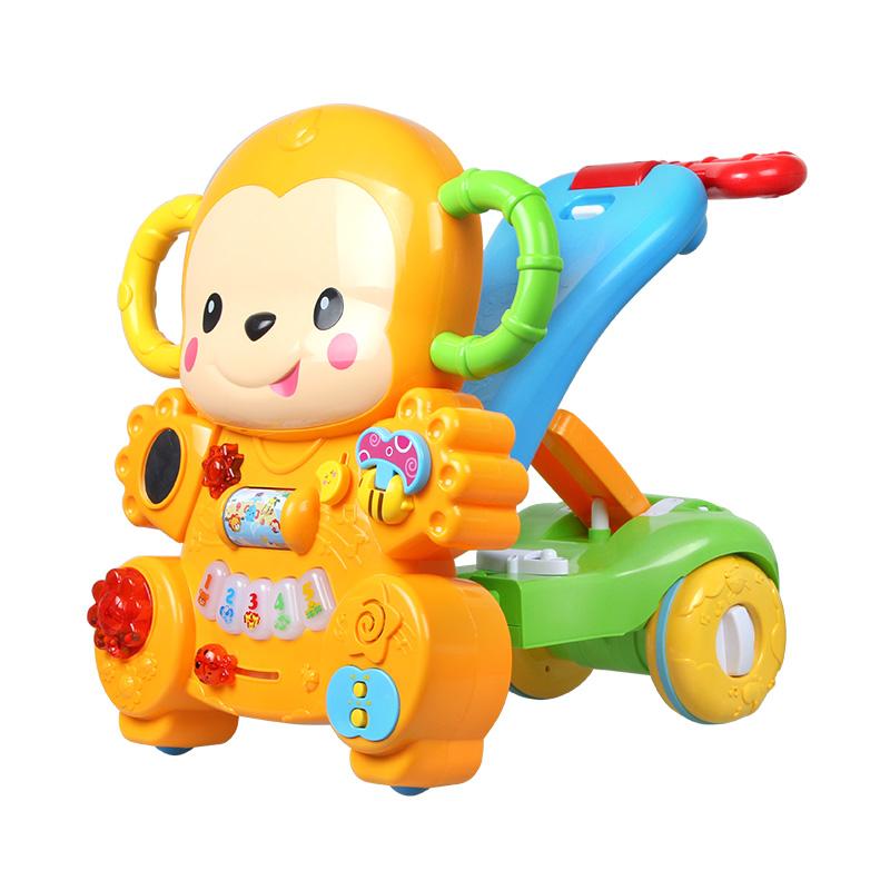 澳贝(Auby)小猴学步车