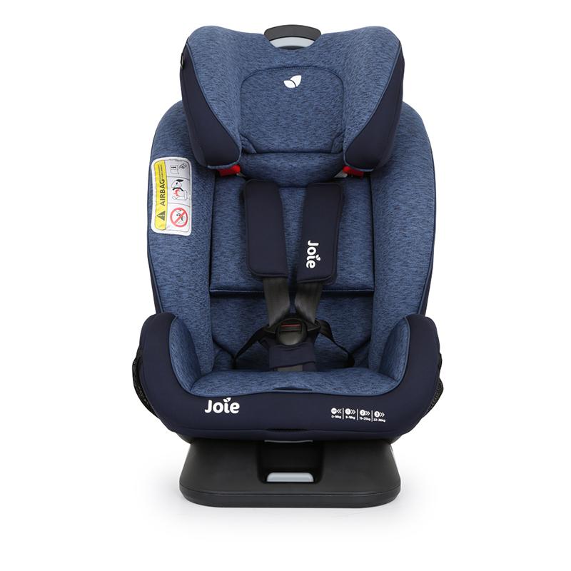 巧儿宜――安全守护神儿童双向安全座椅(蓝色)0-12岁