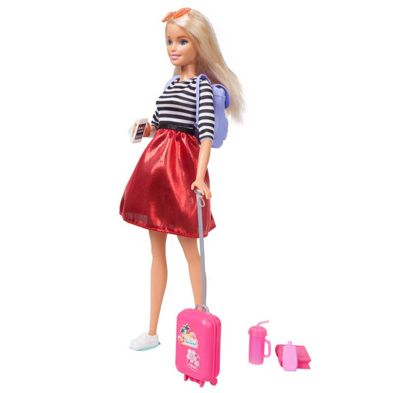 芭比(Barbie)之小小旅行家