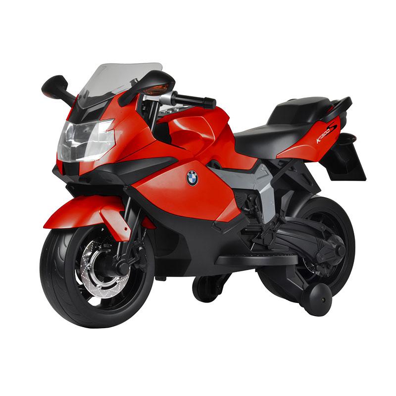智乐堡宝马K1300电动摩托车