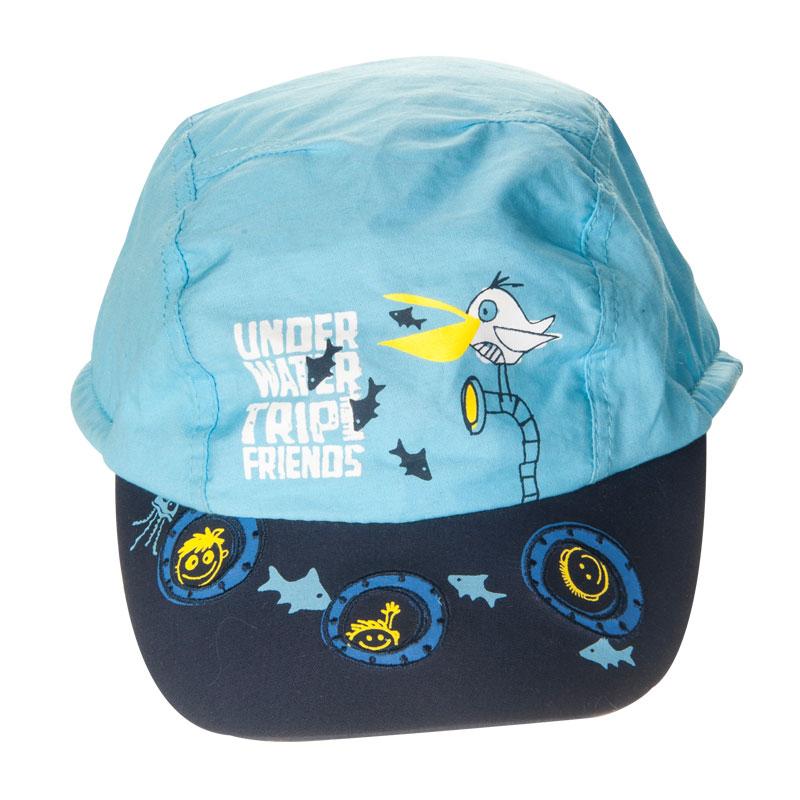 歌瑞凯儿海洋棒球帽 混码