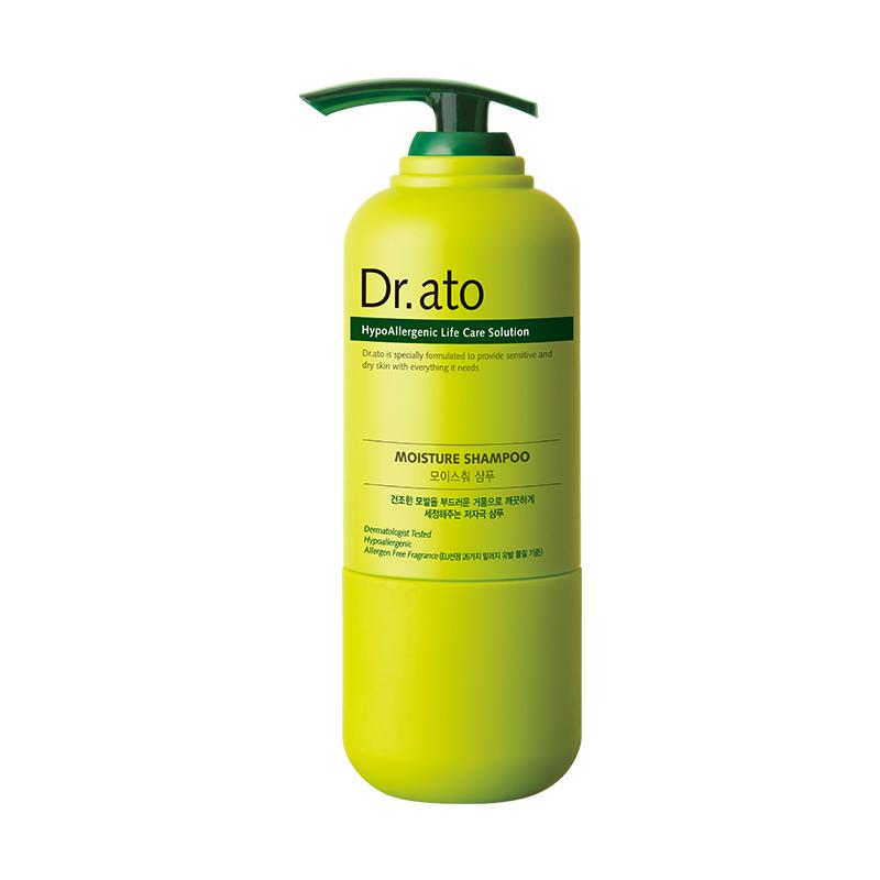 Dr.ato爱拖保湿洗发露200ml无致敏香料成分