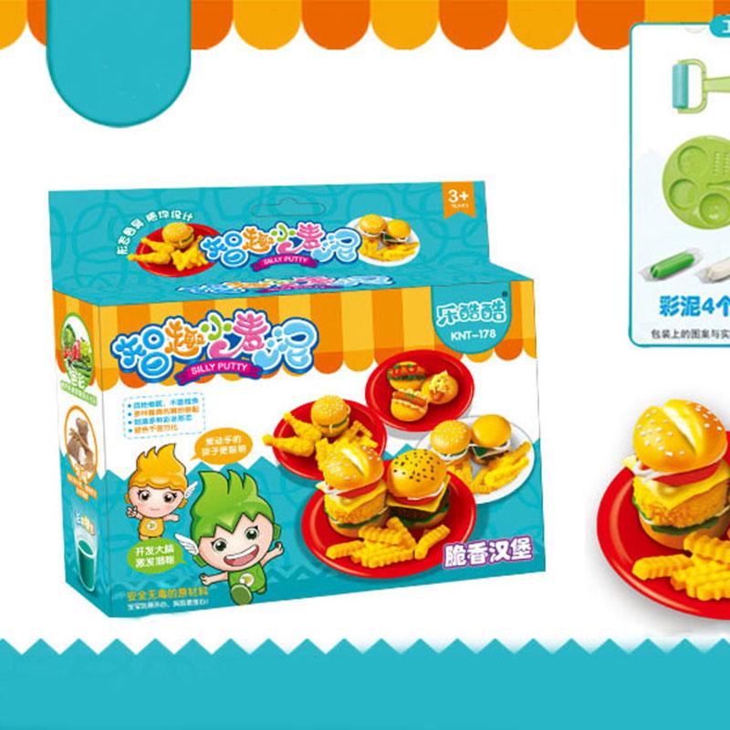 JFZP--1500积分礼品--智趣小麦泥玩具