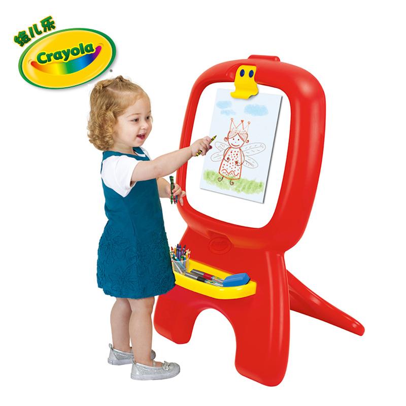 Crayola绘儿乐幼童趣味创意书架5043