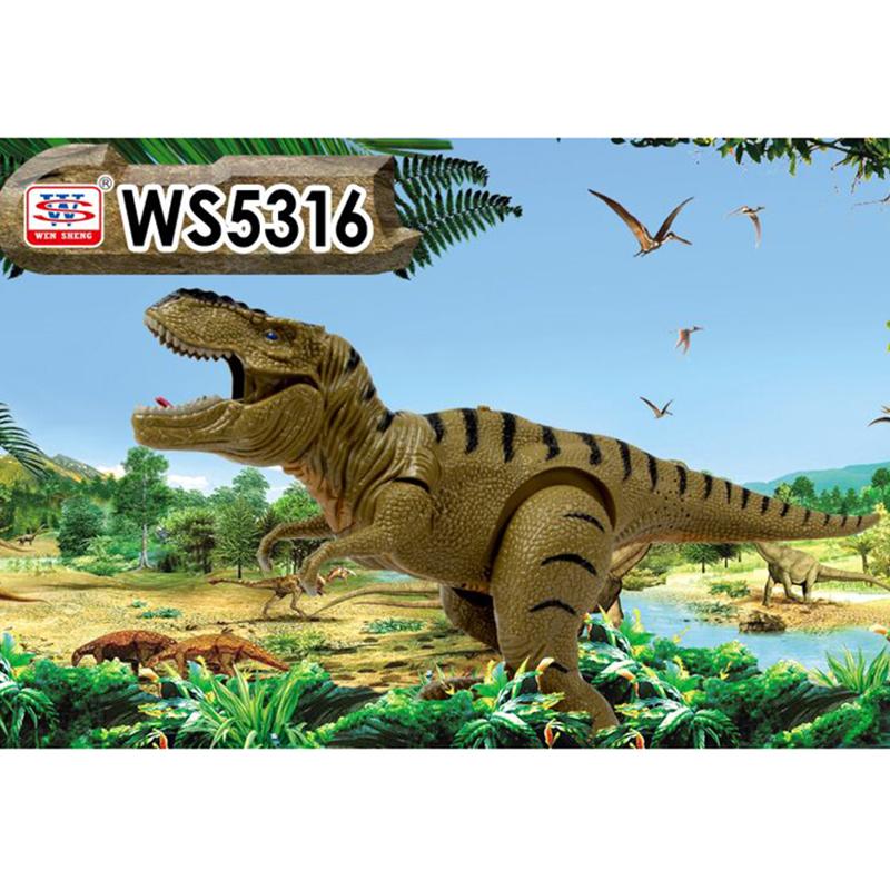 JFZP--5000积分+3元礼品--恐龙电动玩具