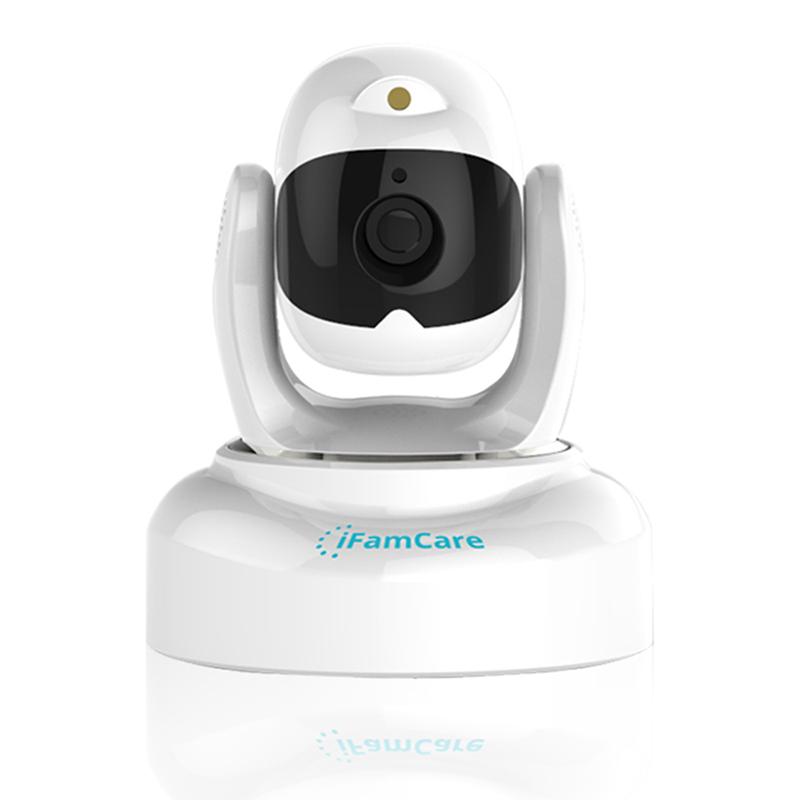 iFamCare H1小觅宠物逗趣监护器