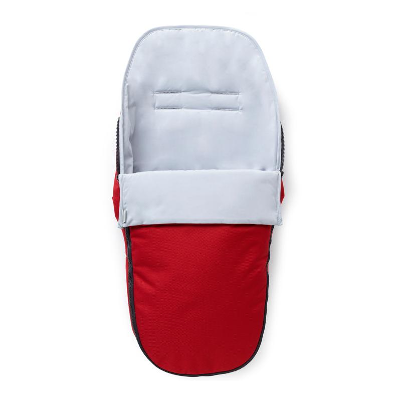 Nuna手推车睡袋红