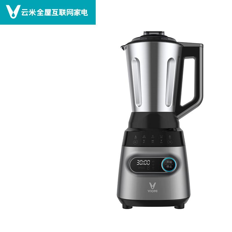 云米VIOMI破壁料理机-家用加热自动多功能豆浆辅食破壁搅拌料理榨果汁原汁机
