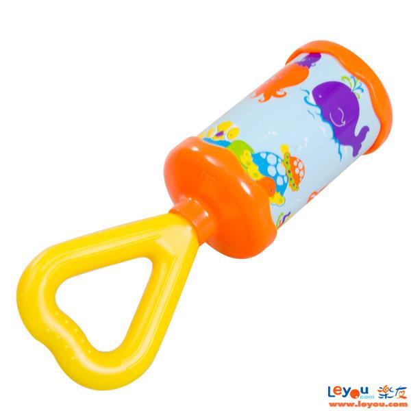 亲亲我和弦手摇铃益智玩具