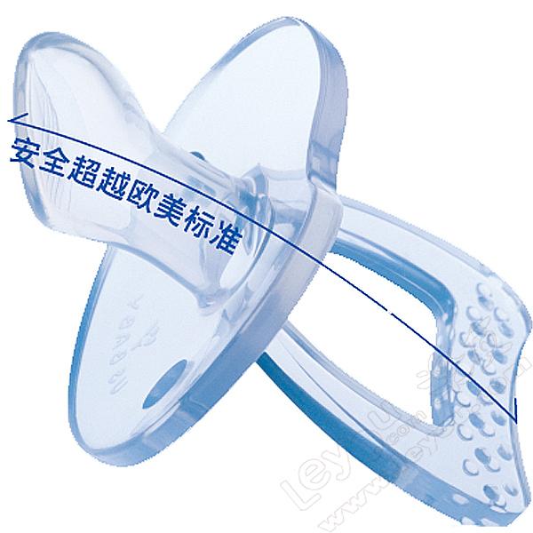 优生--US矽晶安抚奶嘴标准型+盖S