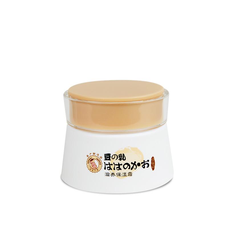 亲润豆乳滋养保湿霜50g孕妇护肤品