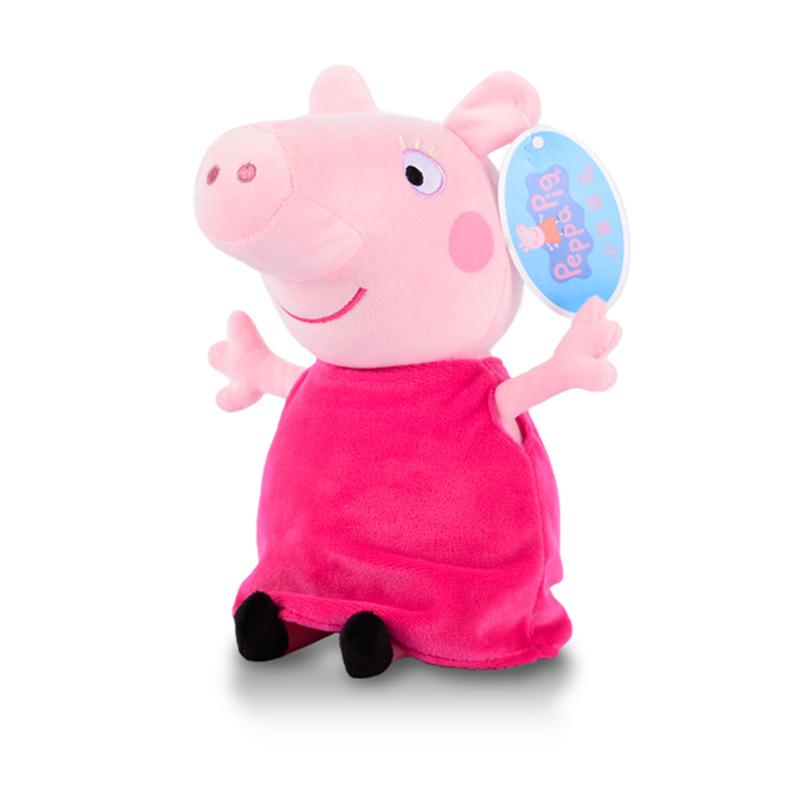 小猪佩奇毛绒玩具-佩佩
