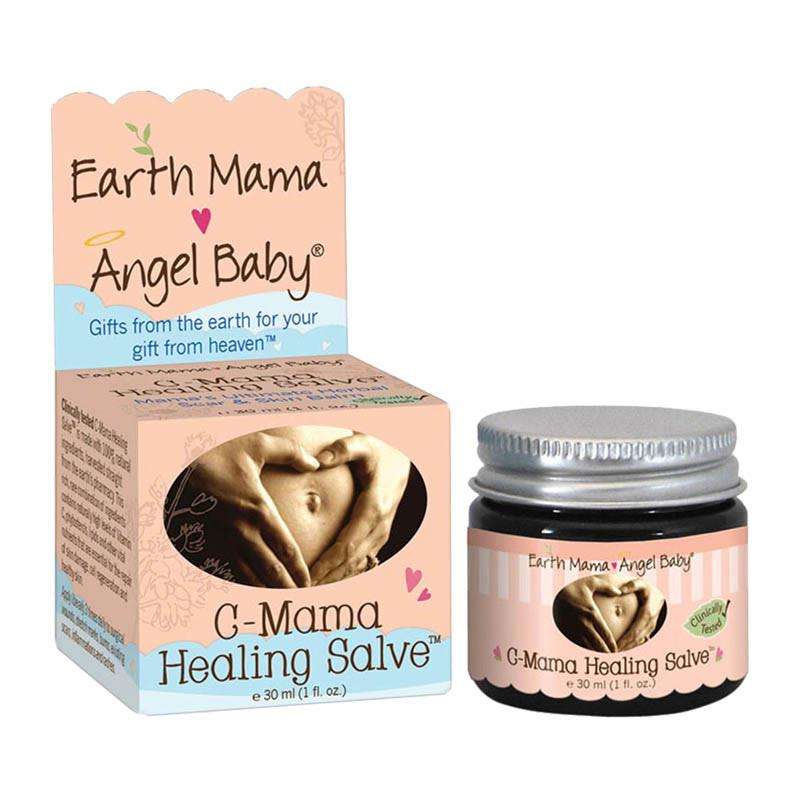 【美国直邮】EarthMama地球妈妈淡化妊娠纹疤痕30ml