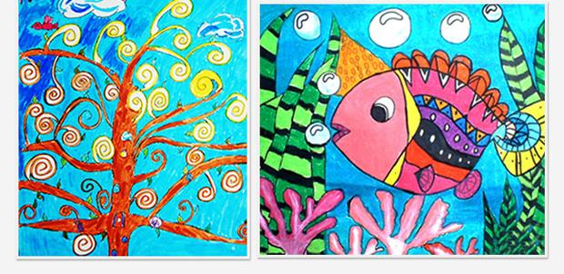 美乐(l)--儿童绘画文具套装画画幼儿蜡笔彩铅水彩笔绘画本8k精致礼盒