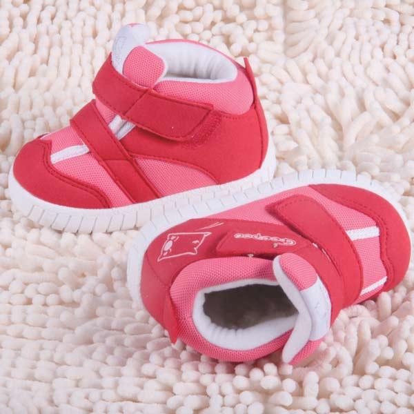 小猪快跑--g1503a休闲鞋(红色)