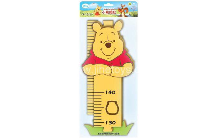 BOBAO--迪士尼小熊身高尺-乐友婴儿用品网-全